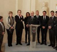 Retour sur la cérémonie des prix CRÉSUS 2018 au Palais du Luxembourg